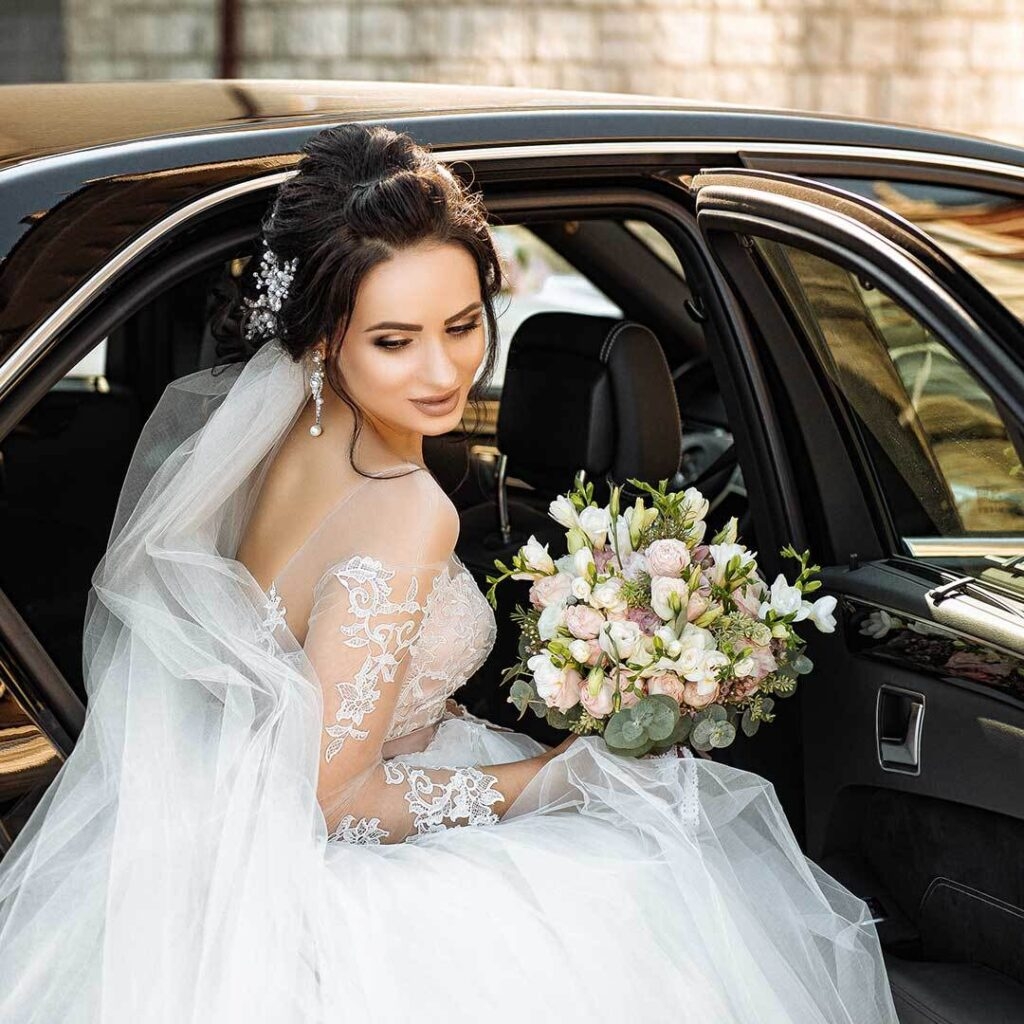 Benefits of wedding chauffeur services